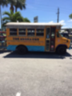 ohana bus eco tour paddleboard lessons party bus rentals stuart matin county