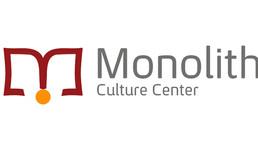 """סמליל למרכז תרבות """"מונולית"""""""