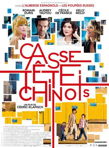 Casse-tête chinois |2013 | Film complet en français