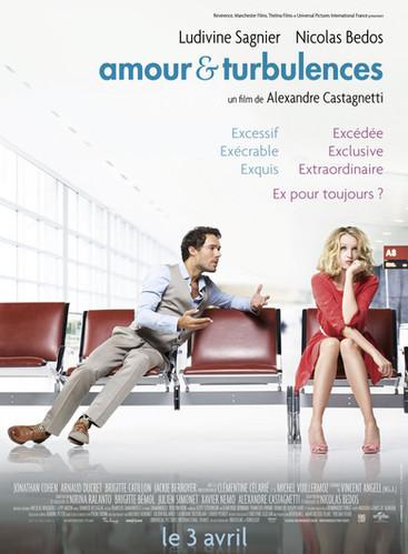 Amour et Turbulences |2013 | Film complet en français