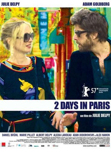 2 Days in Paris |2007 | Film complet en français