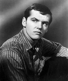 Rare Photos of a Very Young Jack Nicholson in the 1960s