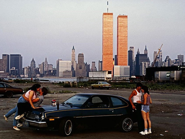 THOMAS HOEPKER: NEW YORK 1983, DOCUMENT LEGENDAIRE