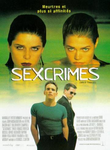 Sexcrimes  1998   Film complet en français