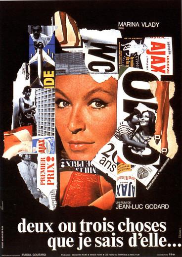 Deux ou trois choses que je sais d'elle |1967 | Film complet en français