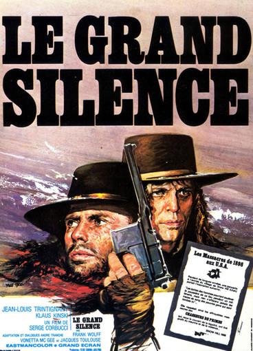 Le Grand Silence |1968 | Film complet en français
