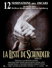La Liste de Schindler |1993 | Film complet en français