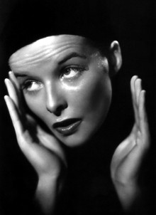 30 Extraordinary Black and White Portraits of Katharine Hepburn Taken by Ernest Bachrach in 1935–1937