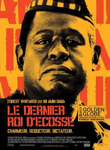 Le Dernier Roi d'Écosse  2006   Film complet en français