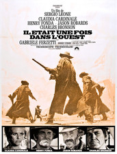 Il était une fois dans l'Ouest |1968 | Film complet en français