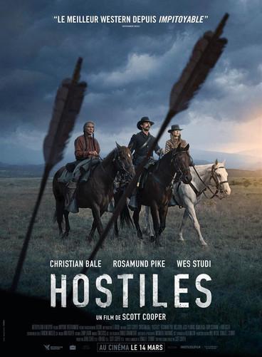 Hostiles |2017 | Film complet en français