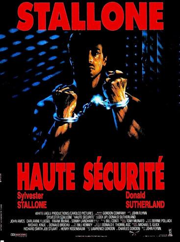 Haute Sécurité |1989 | Film complet en français