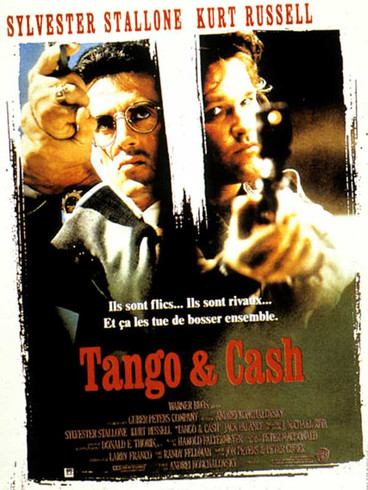 Tango & Cash |1989 | Film complet en français