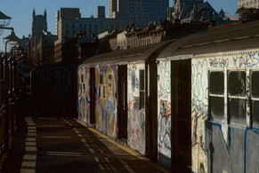 FRANK HORVAT: NEW YORK, UP AND DOWN, 1982-1986
