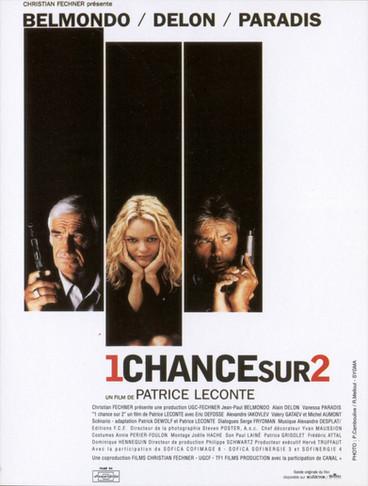 1 chance sur 2  1998   Film complet en français