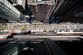 NAVID BARATY: NEW YORK, HIDDEN CITY I & II