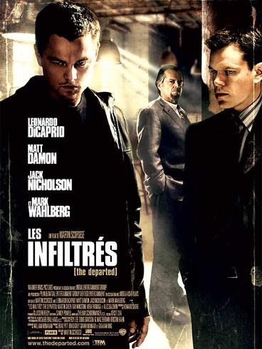 Les Infiltrés  2006   Film complet en français