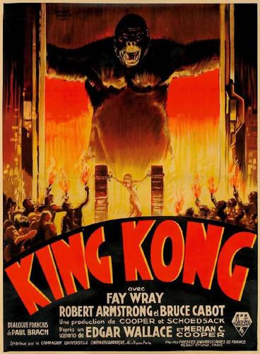 King Kong  1933   Film complet en français