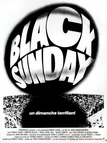 Black Sunday |1977 | Film complet en français