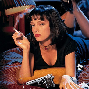 POP CULTURE MOVIE: PULP FICTION (1994), BEHIND THE SCENES