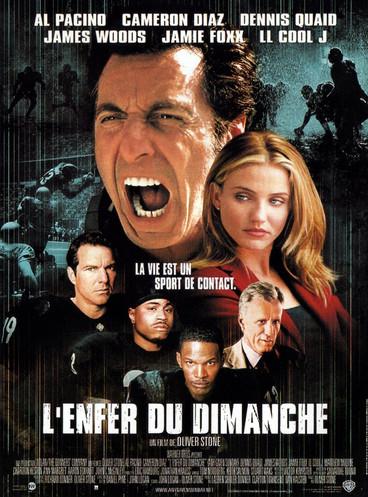 L'Enfer du dimanche  1999   Film complet en français