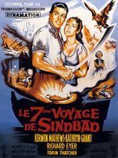Le Septième Voyage de Sinbad |1958 | Film complet en français
