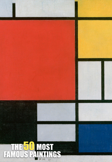 Piet Mondrian - Composition (1921)