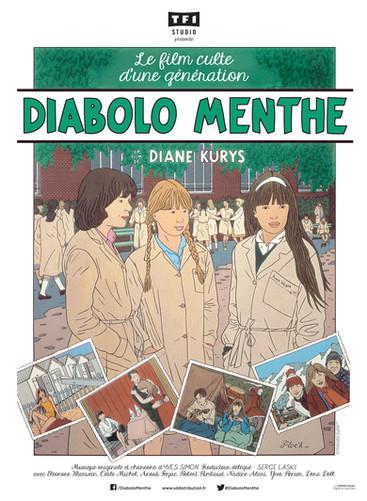 Diabolo Menthe |1977 | Film complet en français