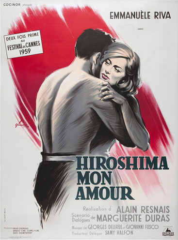 Hiroshima mon amour |1959 | Film complet en français