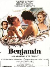 Benjamin ou les Mémoires d'un puceau |1968 | Film complet en français