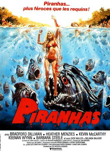 Piranhas |1978 | Film complet en français