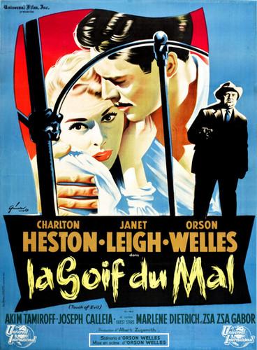 La Soif du Mal |1958 | Film complet en français