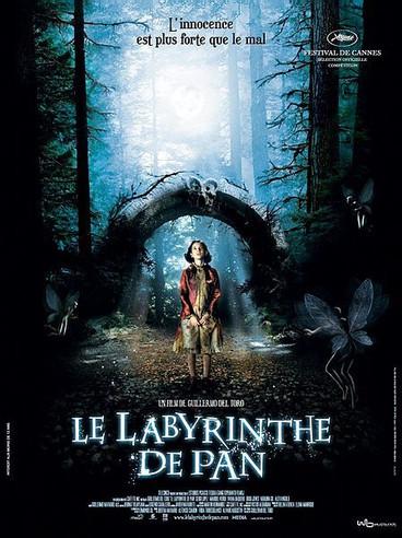 Le Labyrinthe de Pan |2006 | Film complet en français