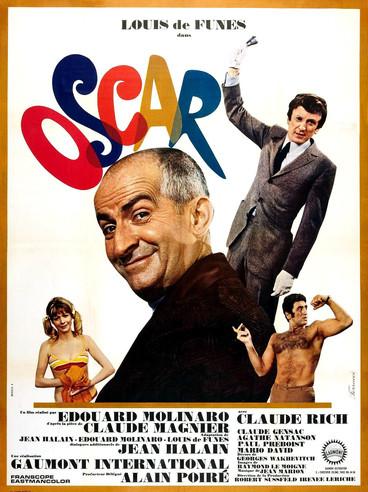 Oscar |1967 | Film complet en français
