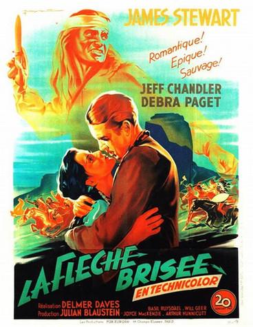 La Flèche brisée |1950 | Film complet en français
