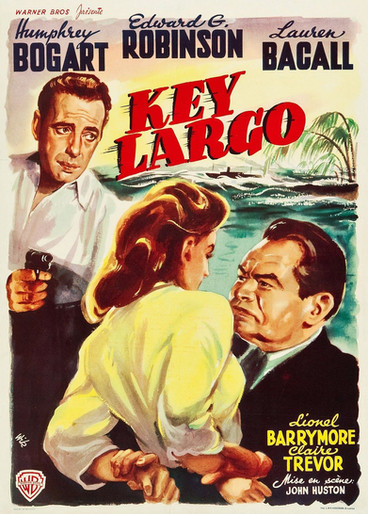 Key Largo |1948 | Film complet en français