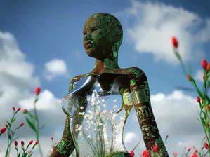 MARCUS CONGE: SCULPTURES 3D, BEAUTÉS BIZARRES ET SURRÉALISTES