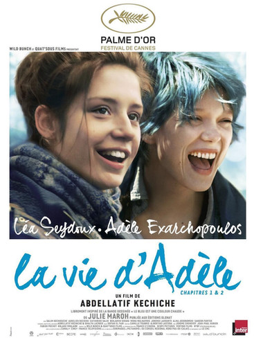 La Vie d'Adèle : Chapitres 1 et 2 |2013 | Film complet en français