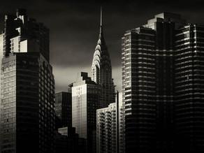 ALEX TEUSCHER: LES LUMIERES DE NEW YORK EN NOIR ET BLANC