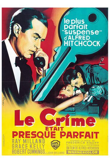 Le crime était presque parfait |1954 | Film complet en français