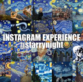 INSTAGRAM EXPERIENCE 05 #STARRYNIGHT