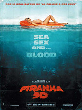 Piranha 3D |2010 | Film complet en français