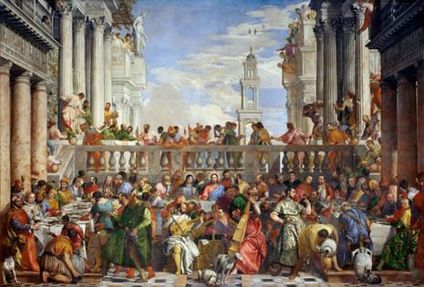 Paolo Veronese - The Wedding of Cana (1563)