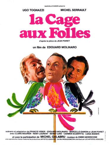 La Cage aux folles |1978 | Film complet en français