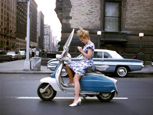 JOEL MEYEROWITZ, THE MASTER OF STREET PHOTOGRAPHY