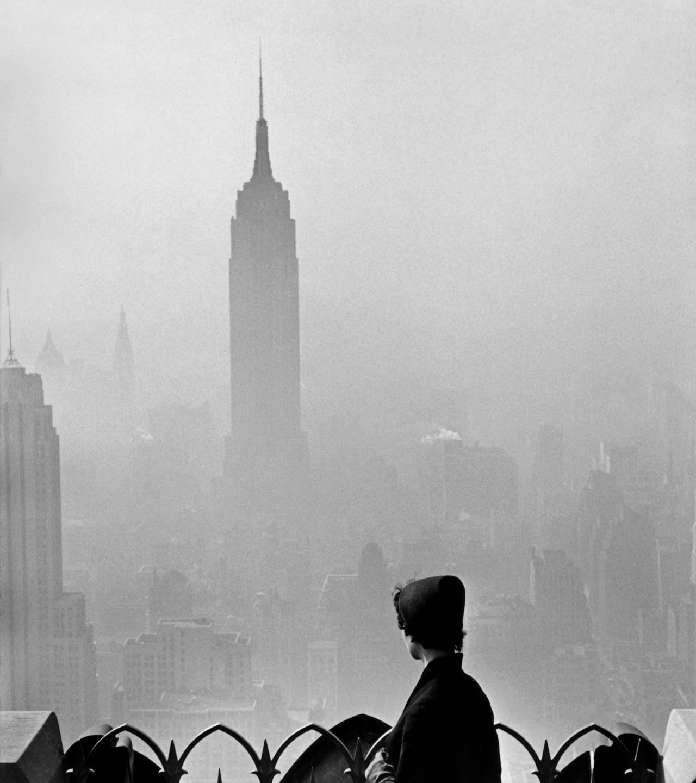 1955, Elliott Erwitt