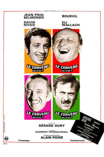 Le Cerveau |1969 | Film complet en français