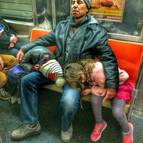 LELAND BOBBE: UNDERGROUND NYC, AU COEUR DU METRO