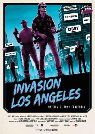 Invasion Los Angeles |1988 | Film complet en français