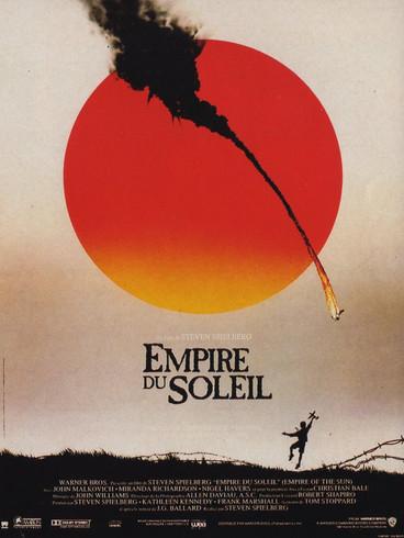 Empire du soleil |1987 | Film complet en français